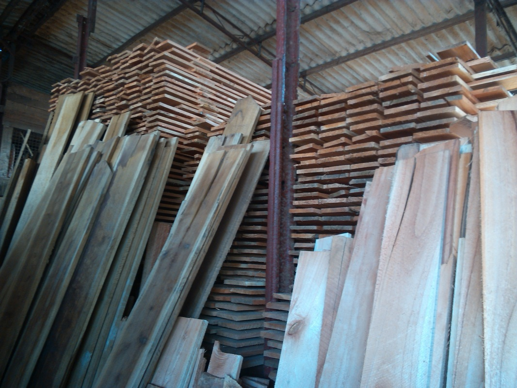 Products and Services - Parakrama Timber Stores